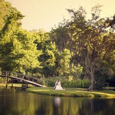 The Charleston Area Wedding Guide : Middleton Place- SC Weddings- so pretty!