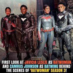 Batwoman, Marvel Dc Comics, Bat Wings, Captain Marvel, Season 3, Behind The Scenes