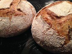 Mindennapi kovászos kenyerünk!!! - VadKovász Bread, Food, Brot, Essen, Baking, Meals, Breads, Buns, Yemek