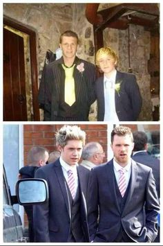 Niall and Greg! <3