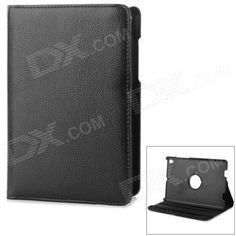 360' Rotary Protective Flip Open Case w/ Stand / Auto Sleep for 7.85'' Mi Pad Xiaomi - Black Price: $8.82