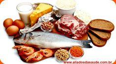 Proteínas - Conheça os efeitos da falta de proteína no seu corpo - Aliados da Saúde
