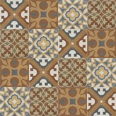 Textures Texture seamless | Patchwork tile texture seamless 16589 | Textures - ARCHITECTURE - TILES INTERIOR - Ornate tiles - Patchwork | Sketchuptexture