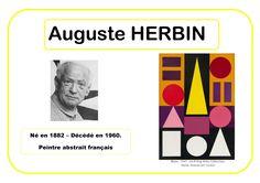 Auguste Herbin - Portrait d'artiste