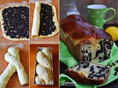 Gabriella kalandjai a konyhában :) Cookie Desserts, Dessert Recipes, Torte Cake, Bread Rolls, Sweet And Salty, Hot Dog Buns, Bread Recipes, Sushi, Deserts