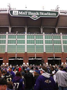 M&T Bank Stadium - Baltimore Ravens Stadium