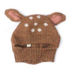 Oeuf NYC - Cagoule bébé Bambi 57€
