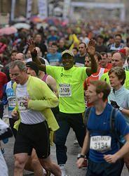 Bath Half Marathon!
