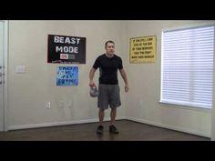 12 Minute Kettlebell Workout