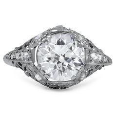 Platinum The Tamra Ring from Brilliant Earth