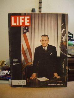 LIFE Magazine - LBJ at his White House Desk , http://www.amazon.com/dp/B0028QDD80/ref=cm_sw_r_pi_dp_RAPOrb0P1FQFV