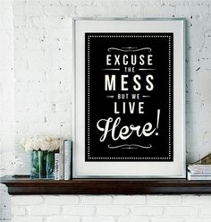 #typography, #posterdesign  http://www.etsy.com/listing/102729657/retro-inspirational-quote-giclee-art