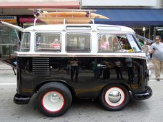 love this mini vw bus! Want it!