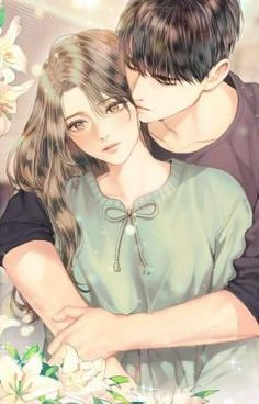 Discover recipes, home ideas, style inspiration and other ideas to try. Cute Couple Art, Anime Love Couple, Manga Couple, Cute Anime Couples, Manga Art, Manga Anime, Anime Art, Kawaii, Anime Love Story