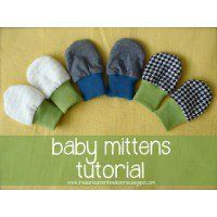 Sewing for babies - baby shower gifts to sew - So Sew Easy