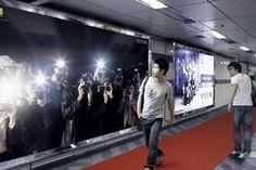 NIKON: Flashing Paparazzi Red Carpet
