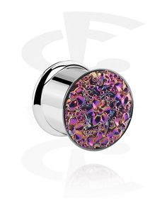Tunnel (Surgical Steel 316L)   Crazy Factory online piercing shop Flesh Tunnel, Piercing Shop, Tunnels And Plugs, Piercings, Wedding Rings, Ear, Engagement Rings, Steel, Jewelry