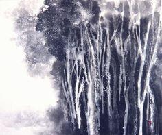 """Saatchi Online Artist Rikka Ayasaki; Painting, """"Monologue 309"""" #art"""