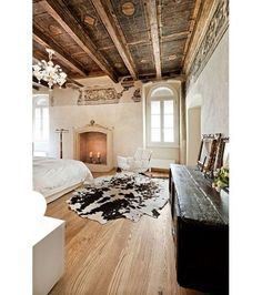 Interior Design..cowhide rugs also available at www.ecowhides.com