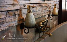 Bathroom Design by ILISI Interior Architectural Design.
