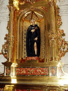 Patron saints for people with cancer. Click on the picture to read the article.