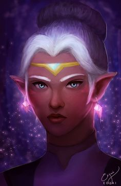 Princess Allura by eoyai.deviantart.com on @DeviantArt