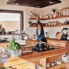House Goals, Sweet Home, Kitchen, Furniture, Instagram, Home Decor, Macrame, Mandala, Dreams