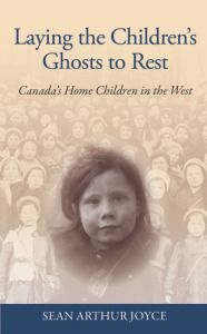 'Laying the Children's Ghosts' cover. Courtesy Hagios Press.
