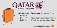 Guida al Bagaglio a Mano Qatar Airways