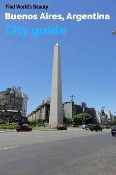 City guide: Buenos Aires, Argentina – Find World's Beauty