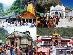The holy Chardhams cradled amid the lofty peaks and serene ambiance of Uttarakhand draw thousands of pious pilgrims from every corner of the nation. The Uttarakhand Chardhams are a replica of the greater all India Chardham circuit and the yatra to Uttrakhand Chardhams is even called Chota Chardhams.