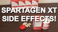 Spartagen XT Benefits And Side Effects