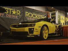 Rockstar Garage's Chevy Camaro