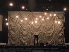 Image result for theatrical set swings