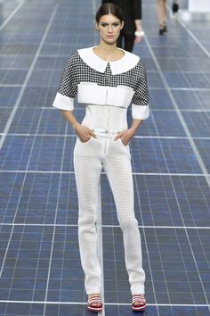 CHANEL SPRING/SUMMER 2013 but want the jacket fitted a little more.