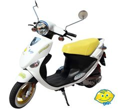 The Genuine Scooter Company :: Lemonhead Honda Scooters, Motor Scooters, Tricycle Motorcycle, Electric Cars, Vespa, Yamaha, Bicycle, Ferrara Pan, Vehicles