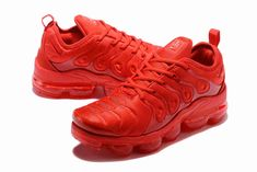 Nike Air VaporMax Tn Red