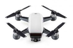 DJI Spark - Kleine, maar relatief goedkope drone inclusief goede camera(!) - 599 euro