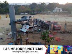 LAS MEJORES NOTICIAS. Aunque en Oaxaca sólo había daños materiales por el sismo del viernes, más tarde se informó sobre la caída de un helicóptero de la SEDENA que sobrevolaba la localidad de Jamiltepec y en el que viajaban el Gobernador del estado, Alejandro Murat y el Secretario de Gobernación, Alfonso Navarrete Prida, quienes resultaron ilesos junto con la tripulación. Sin embargo, la aeronave desplomó sobre algunos vehículos, dejando 14 víctimas mortales, entre ellas un bebé de 6 meses…