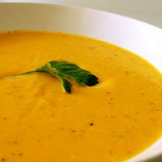 Butternut Squash Soup Allrecipes.com