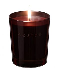 4 Inch Westman Works Real Coconut Shell Candle Scented Wax Hand Poured in The USA