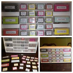 Awesome Teacher Organization-This needs to be in your future class room. repinned via JEnnah Leigh on Teaching (English & French) repinned via JEnnah Leigh on Teaching (English & French)