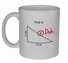 Find X Funny Coffee or Tea Mug - Perfect Math Teacher Gift from Neurons Not Included. Saved to coffee cups. Funny Coffee Mugs, Coffee Humor, Funny Mugs, Math Teacher, Teacher Gifts, Teacher Tote, Math Problems Funny, Math Humor, Shopping