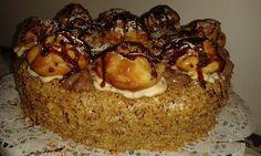 e-dani: TORTA SAINT HONORÉ - TORTA DE SANTO HONÓRIO http://e-dani.blogspot.com.br/2015/10/torta-saint-honore-torta-de-santo.html