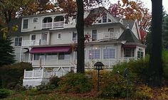 The Carriage House on the Harbor ... South Haven, Michigan