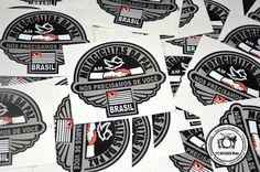 Adesivo vinil impressão digital corte especial