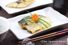 5 Easy Japanese Dishes to Cook At Home | Just One Cookbook