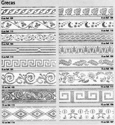 grecas decorativas - Buscar con Google