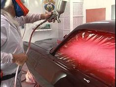 Finding The Right Auto Repair Shop For Your Car. If you have experience with car troubles, you will surely attest to the frustration they cause. Given the prevalence of shady auto repair techs, you may fi Custom Paint Jobs, Custom Cars, Auto Body Repair, Car Repair, Auto Body Work, Car Fix, Car Painting, Spray Painting, Car Restoration