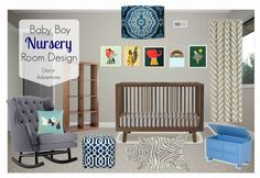 Boy Nursery Design